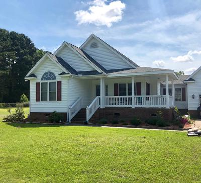 Goldsboro Single Family Home For Sale: 204 Buck Run