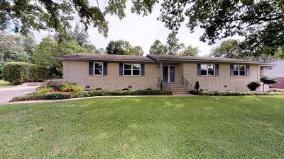 Goldsboro Single Family Home For Sale: 406 Southwood Drive
