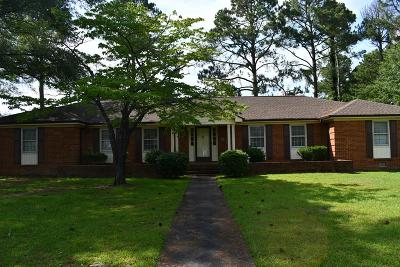 Goldsboro Single Family Home For Sale: 601 Handley Acres Dr.