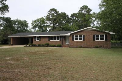 Goldsboro Single Family Home For Sale: 604 Ridge Drive