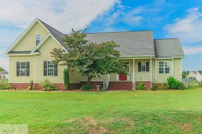 Pikeville Single Family Home For Sale: 115 Remount Rd