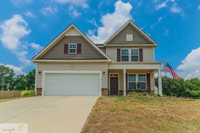 Princeton Single Family Home For Sale: 105 Artesa