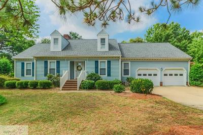 Goldsboro Single Family Home For Sale: 115 N Marion