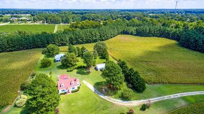 Princeton Single Family Home For Sale: 3647 Us Hwy 70a