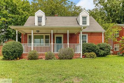 Goldsboro Single Family Home For Sale: 403 E Beech Street