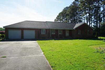 Goldsboro Single Family Home For Sale: 100 Quail Croft Drive