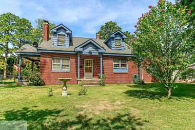 Goldsboro Single Family Home For Sale: 216 Pine Circle