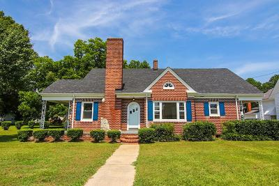 Princeton Single Family Home For Sale: 204 S Pine St