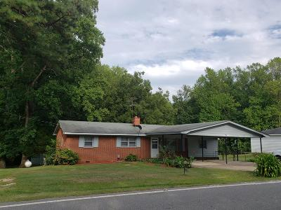 Goldsboro Single Family Home For Sale: 158 Rosewood Dr