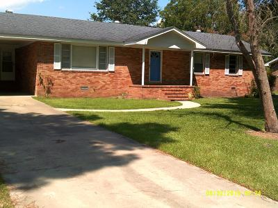Goldsboro Single Family Home For Sale: 670 Rosewood Road