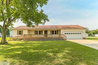 Goldsboro Single Family Home For Sale: 114 Tarklin Dr.
