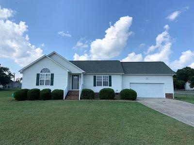 La Grange Single Family Home For Sale: 116 Dobbs County Courthouse Rd