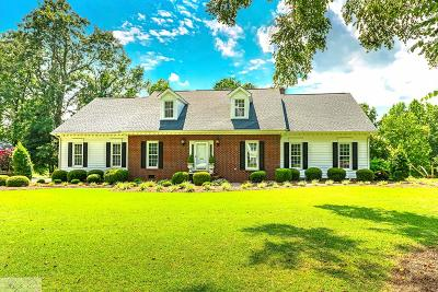 Goldsboro Single Family Home For Sale: 406 Plantation Rd