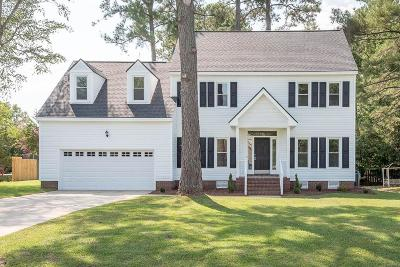 Goldsboro Single Family Home For Sale: 242 N Marion Drive