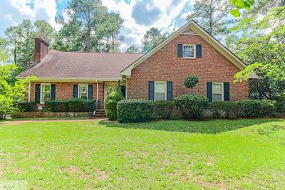 Goldsboro Single Family Home For Sale: 117 Hilldale Lane