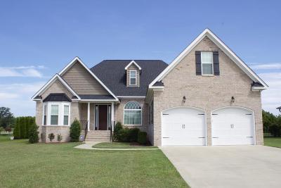 Goldsboro Single Family Home For Sale: 1505 Sunset Drive