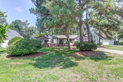 Goldsboro Single Family Home For Sale: 102 Sherrell Place
