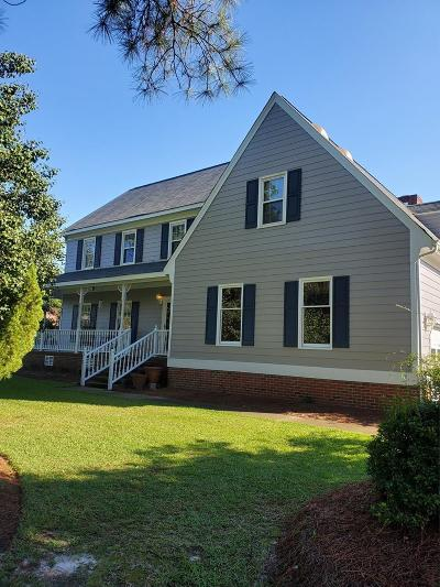 Goldsboro Single Family Home For Sale: 212 Maplewood Drive