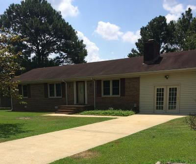 Goldsboro Single Family Home For Sale: 410 Bridle Path Dr