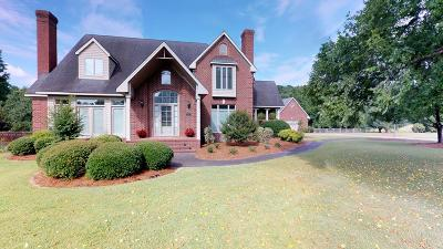 Goldsboro Single Family Home For Sale: 600 Country Day Rd