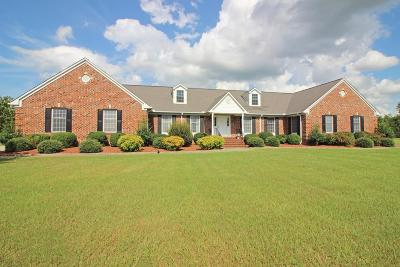 Goldsboro Single Family Home For Sale: 601 Country Day Road