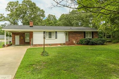 Goldsboro Single Family Home For Sale: 104 Sheridan Rd
