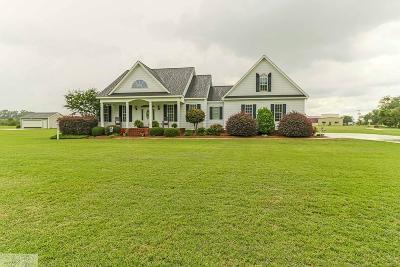 La Grange Single Family Home For Sale: 724 S Beston Rd.
