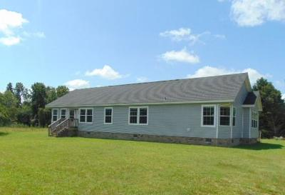 Goldsboro Single Family Home For Sale: 110 Fisher Drive