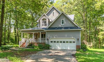 Goldsboro Single Family Home For Sale: 508 North Pointe Dr