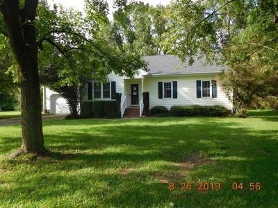 La Grange Single Family Home For Sale: 107 Trawick Drive
