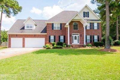 Goldsboro Single Family Home For Sale: 102 Adler