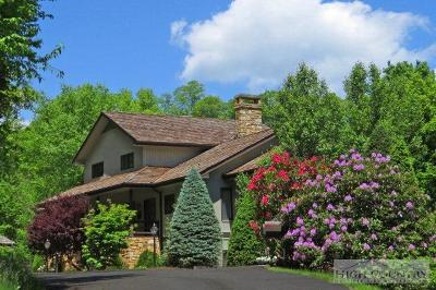Alexander County, Ashe County, Avery County, Burke County, Caldwell County, Watauga County Condo/Townhouse For Sale: 901 Clubhouse Drive #B-3