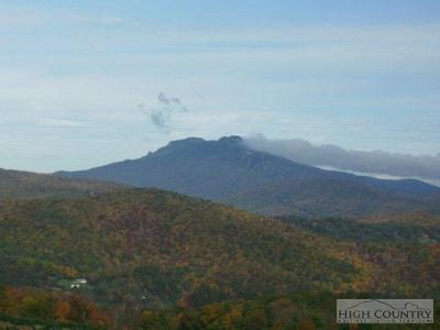 Avery County Residential Lots & Land For Sale: 1068 Hawshaw Fire Tower Road