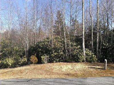 Avery County, Watauga County Residential Lots & Land For Sale: Lot 37 Chickasaw Trail