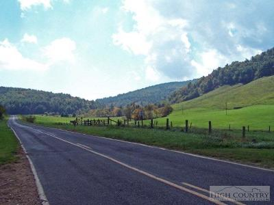 Ashe County Residential Lots & Land For Sale: Tbd Phillips Gap Road