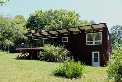Caldwell County, Alexander County, Watauga County, Avery County, Ashe County, Burke County Single Family Home For Sale: 218 Hillside Drive