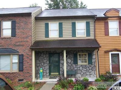 Caldwell County Condo/Townhouse For Sale: 1258 Camelot Court