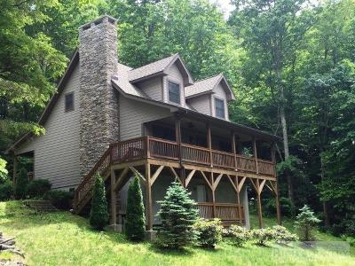 Caldwell County Single Family Home For Sale: 4914 St Marks Road
