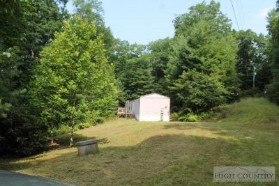 Ashe County Single Family Home For Sale: 291 Morrison Lane