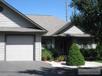 Ashe County Condo/Townhouse For Sale: 421 E Landing Drive #F2