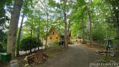 Ashe County Single Family Home For Sale: 286-B Howell Road