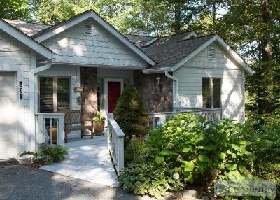 Blowing Rock Single Family Home For Sale: 238 Laurel Grove Lane