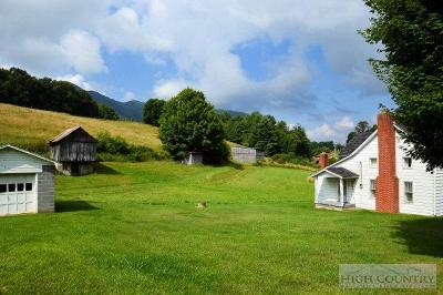 Ashe County Single Family Home For Sale: 1305 Deep Ford Road