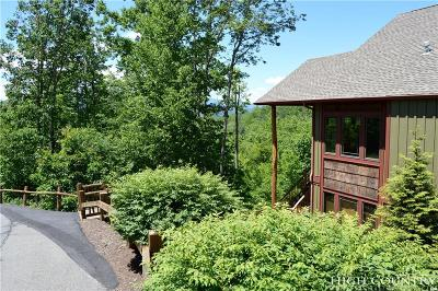 Avery County Condo/Townhouse Under Contract - Show: 89 Springhouse Drive #A-1