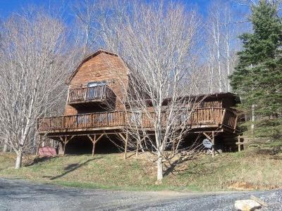 Alexander County, Caldwell County, Ashe County, Avery County, Watauga County, Burke County Single Family Home For Sale: 117 Nottingham Lane
