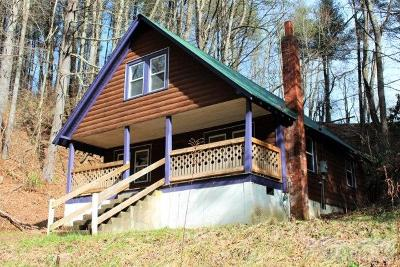 Ashe County Single Family Home For Sale: 510 Lois Lane