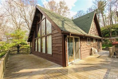Blowing Rock Single Family Home For Sale: 338 Westview Drive