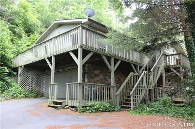 Alexander County, Caldwell County, Ashe County, Avery County, Watauga County, Burke County Single Family Home For Sale: 205/114 Rock Spring Circle