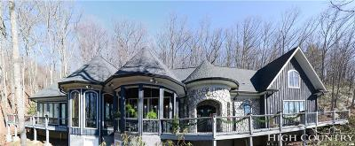 Ashe County Single Family Home For Sale: 194 Eternal Echoes Way
