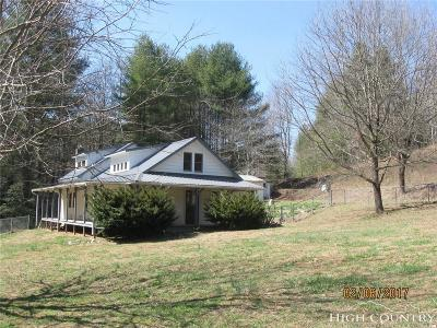 Alexander County, Burke County, Caldwell County, Ashe County, Avery County, Watauga County Single Family Home For Sale: 205 Signal Tree Road